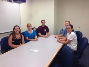 Team 6A: Mrs. Shea, Mr. Leslie, Mrs. Tate, Mr. Conley