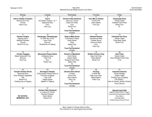 MSMS May  menu 2016-1