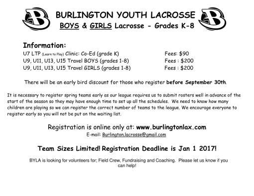 BURLINGTON YOUTH LACROSSE REGISTRATION FOR SPRING 16.jpg