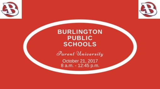 BurlingtonPublicSchools
