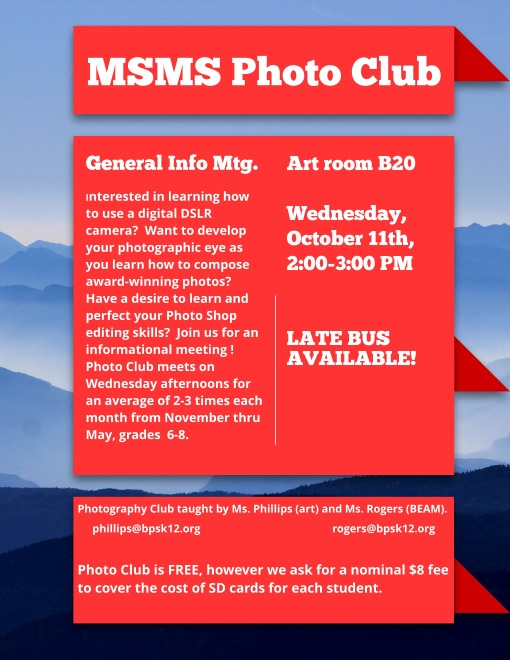 MSMS PHOTO CLUB FIRST MEETING - Flyer-Red.jpeg