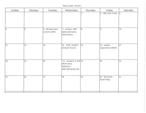 Feb, Mar, Apr 2018 Parent Calendars-2